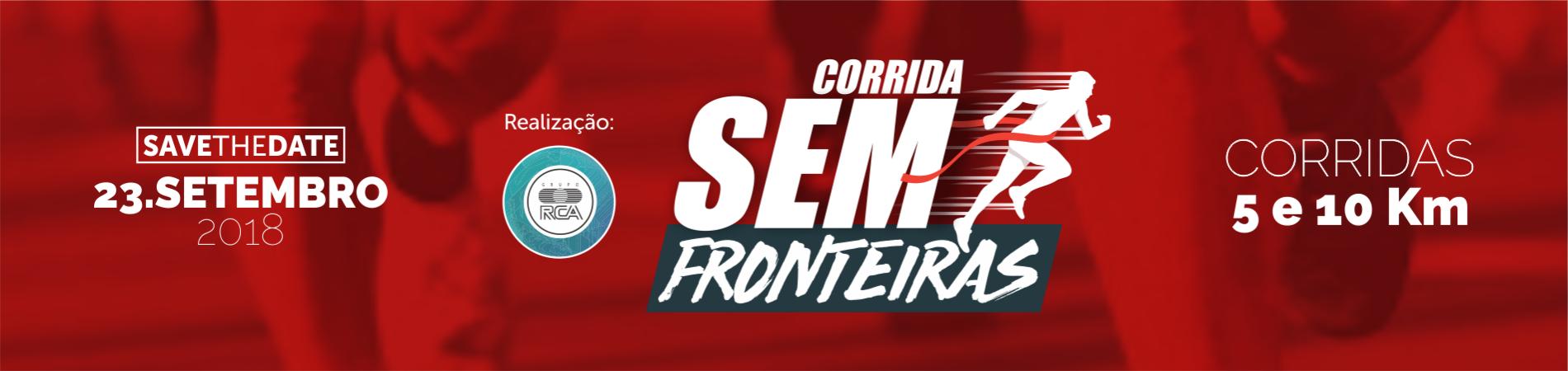 CORRIDA SEM FRONTEIRAS - Imagem de topo