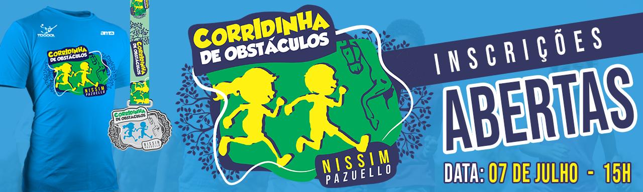 CORRIDINHA DE OBSTÁCULOS NISSIM PAZUELLO