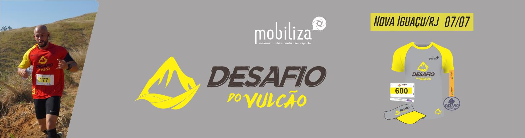 DESAFIO DO VULCÃO 2019
