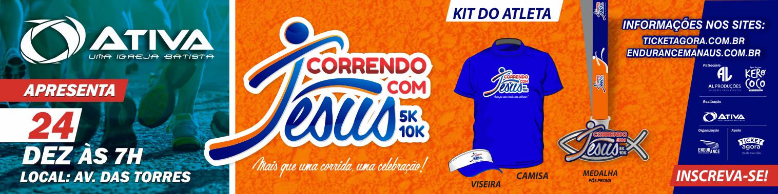 CORRENDO COM JESUS - 2017 - Imagem de topo