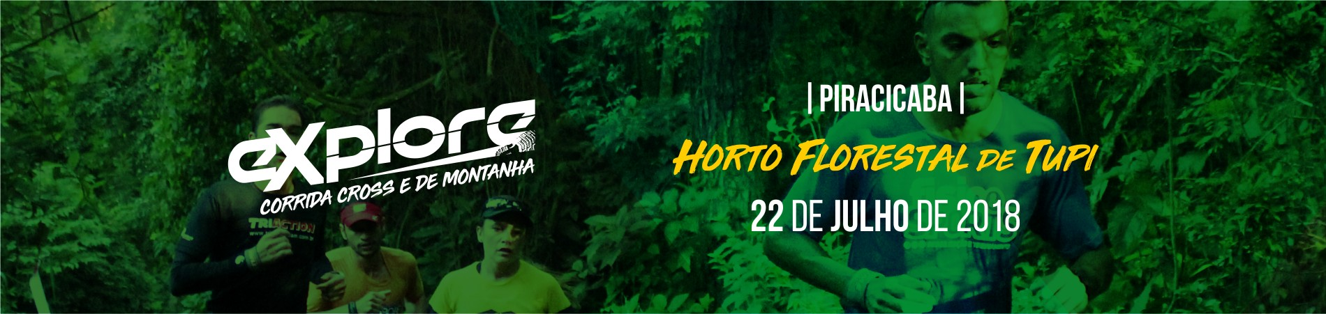 CORRIDA EXPLORE 2018 - PIRACICABA - Imagem de topo