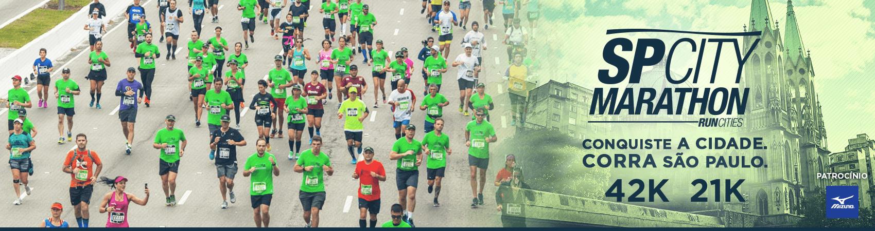 SP City Marathon 2018 - Imagem de topo