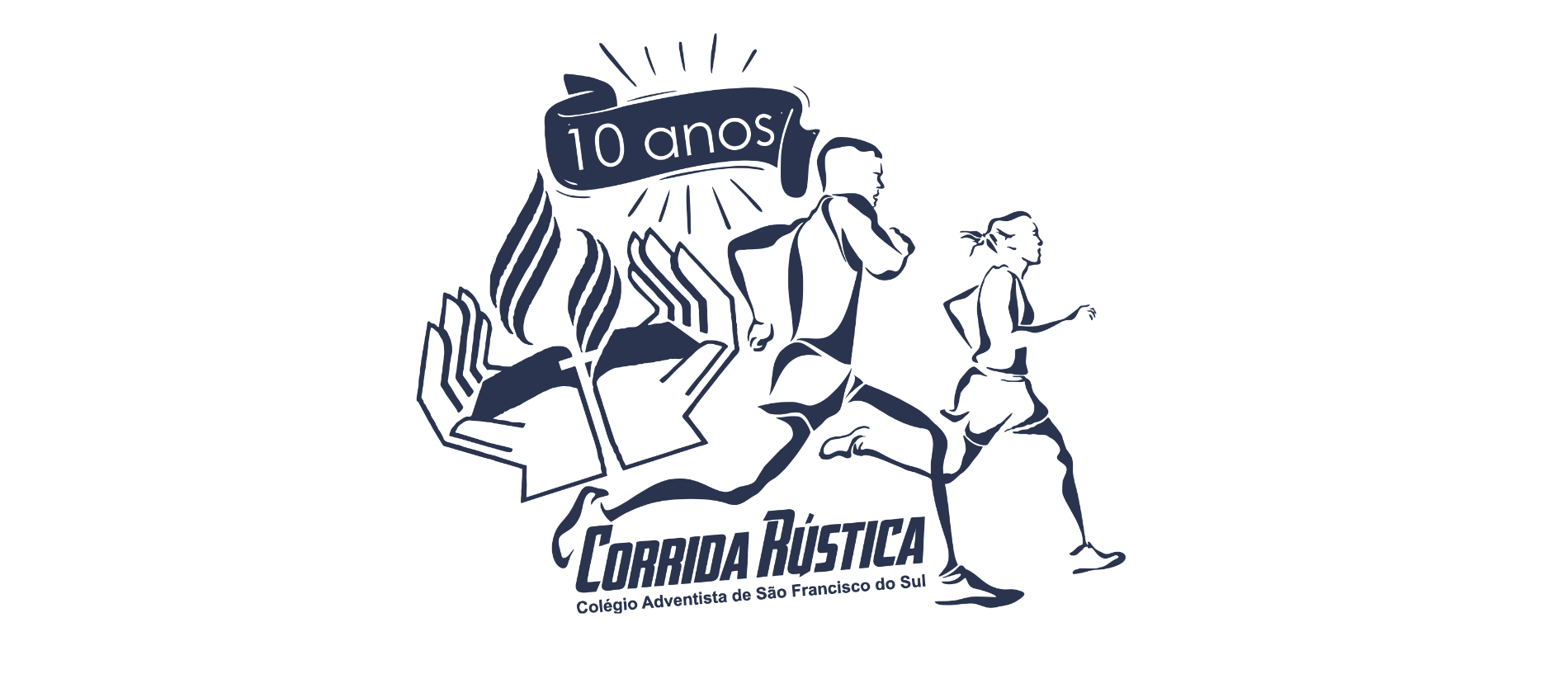 CASFS - CORRIDA COLÉGIO ADVENTISTA DE SÃO FRANCISCO DO SUL