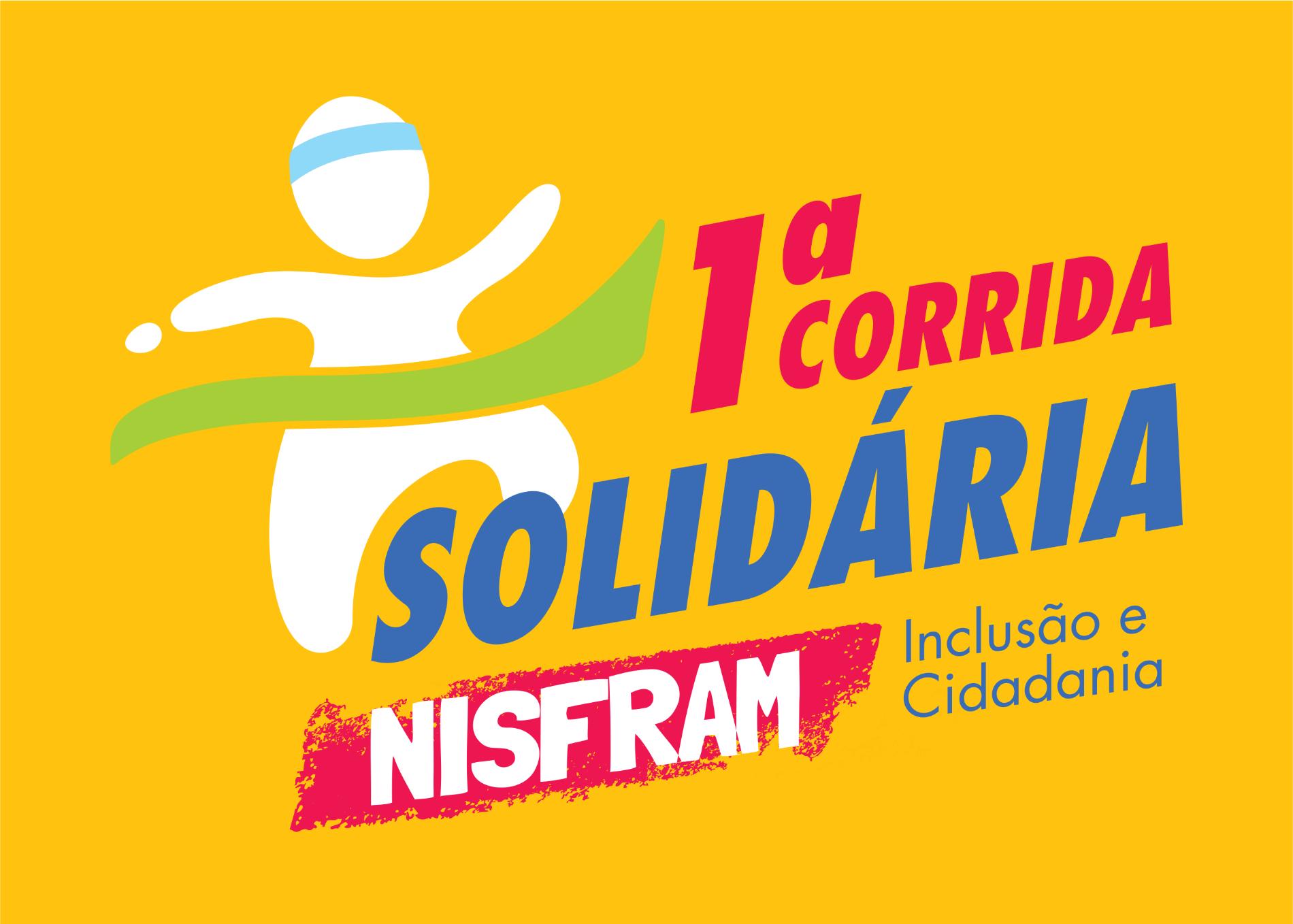 1ª CORRIDA  SOLIDÁRIA NISFRAM