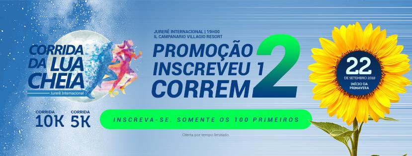 8ª EDIÇÃO CORRIDA DA LUA CHEIA - Imagem de topo
