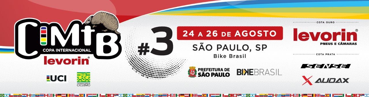 SÃO PAULO - SP (XCO E XCC) - 3º ETAPA