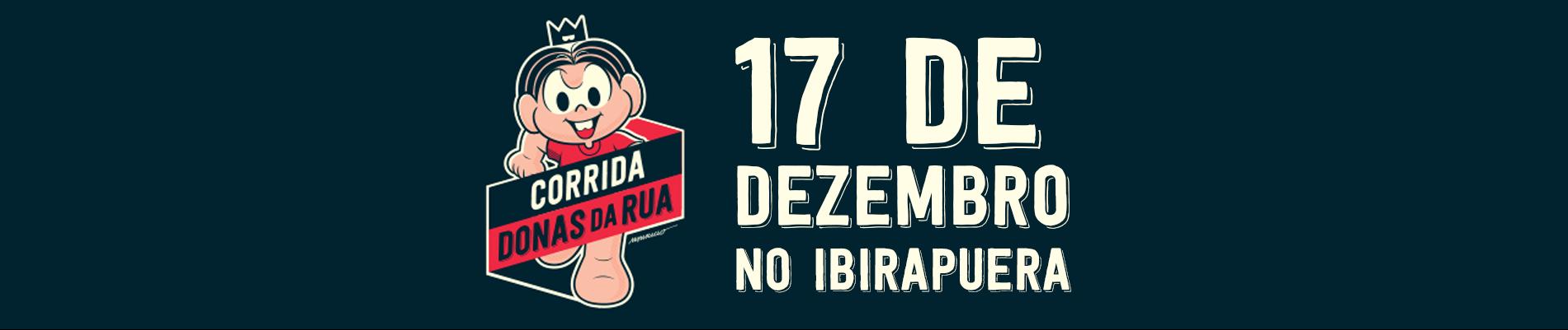 CORRIDA DONAS DA RUA - Imagem de topo