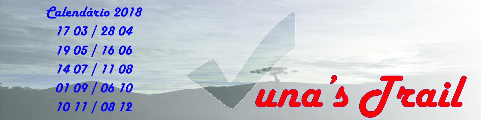VUNA'S TRAIL - Imagem de topo