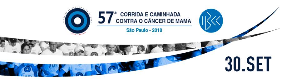 57ª CORRIDA E CAMINHADA CONTRA O CÂNCER DE MAMA - Imagem de topo