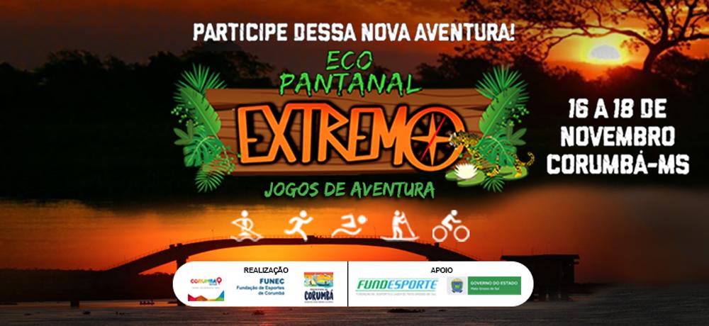 ECO PANTANAL EXTREMO - Imagem de topo