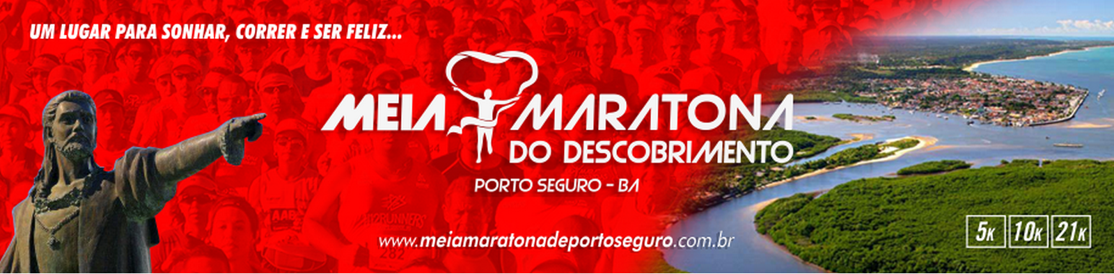 MEIA MARATONA DO DESCOBRIMENTO PORTO SEGURO - 2018