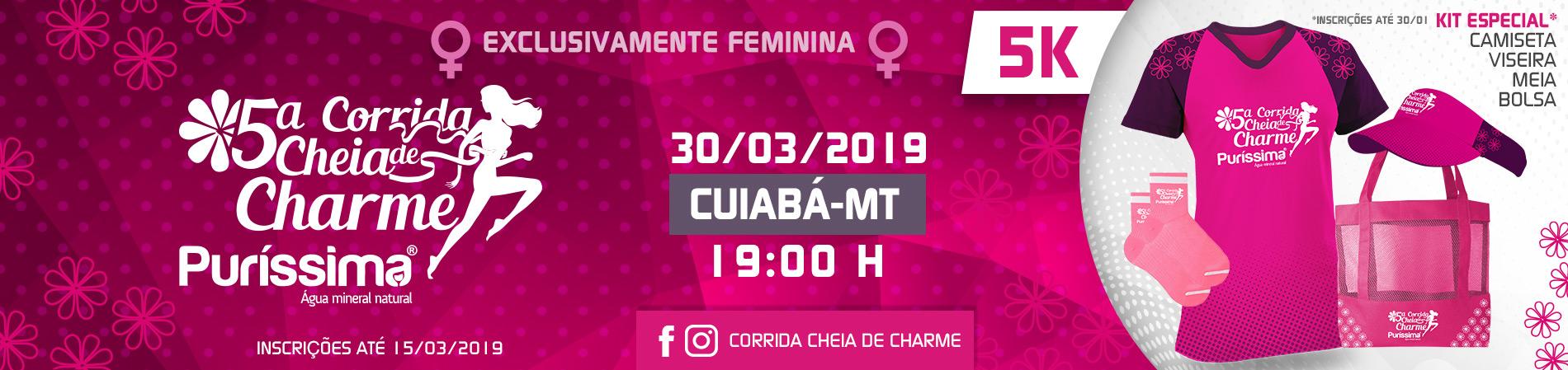 5ª CORRIDA CHEIA DE CHARME
