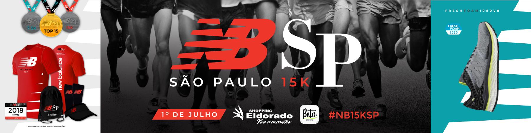 NEW BALANCE SÃO PAULO 15K 2018 - Imagem de topo