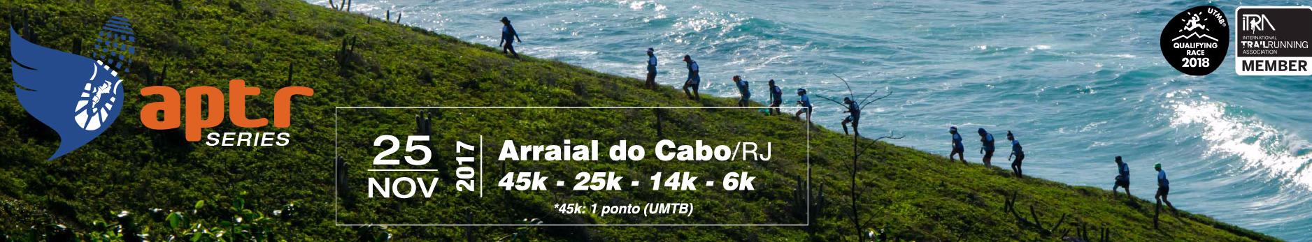 APTR ARRAIAL DO CABO 2017 - Imagem de topo