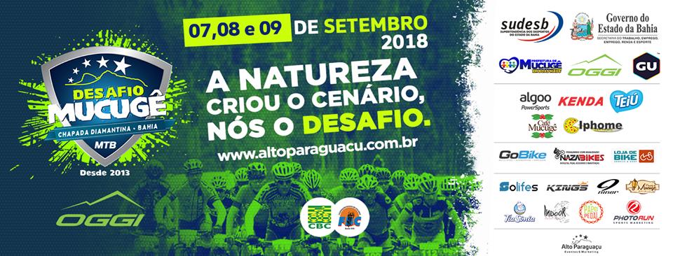 DESAFIO MUCUGÊ  - Imagem de topo