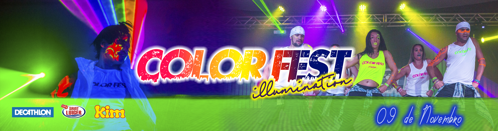 COLOR FEST® ILLUMINATION X