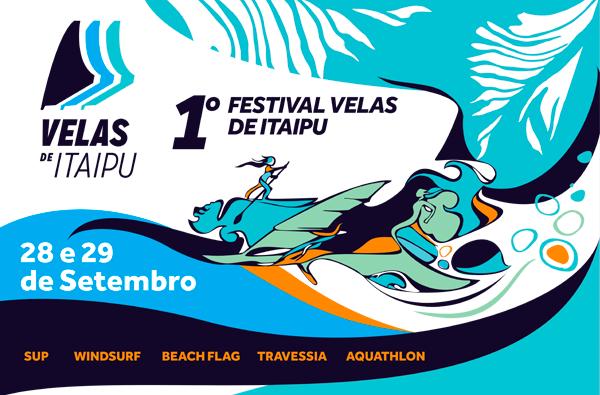 1º FESTIVAL VELAS DE ITAIPU