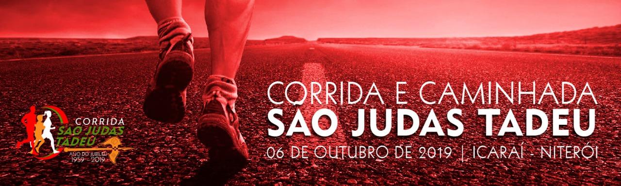CORRIDA E CAMINHADA  SÃO JUDAS TADEU