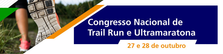 CONGRESSO NACIONAL DE TRAIL RUN E ULTRAMARATONA