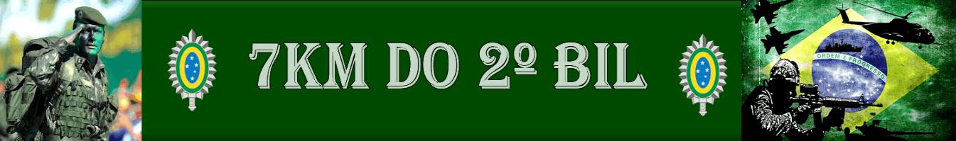 7KM DO 2° BIL -  A CORRIDA DO 2º BATALHÃO DE INFANTARIA LEVE