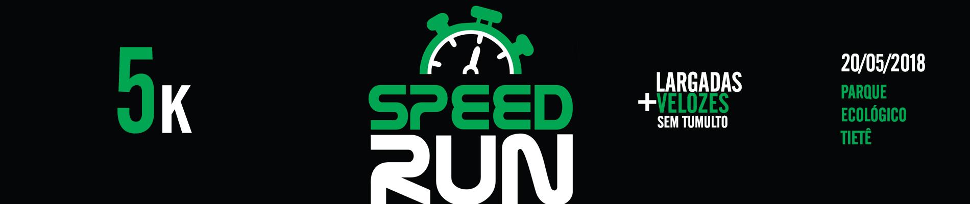 SPEED RUN - Imagem de topo