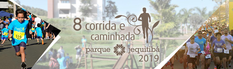 8ª CORRIDA E CAMINHADA PARQUE JEQUITIBÁ