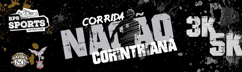 CORRIDA NAÇÃO CORINTHIANA