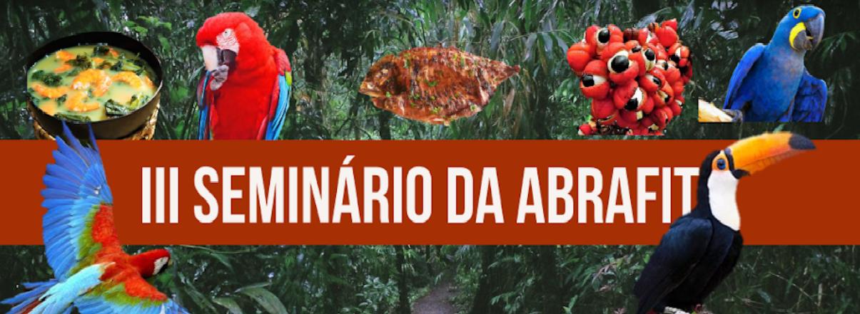 III SEMINÁRIO ABRAFIT MANAUS