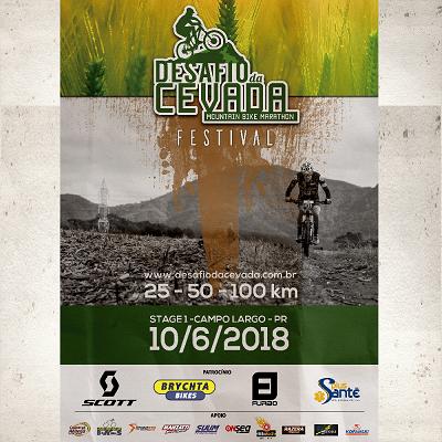 DESAFIO DA CEVADA STAGE CURITIBA 2018 - Imagem de topo