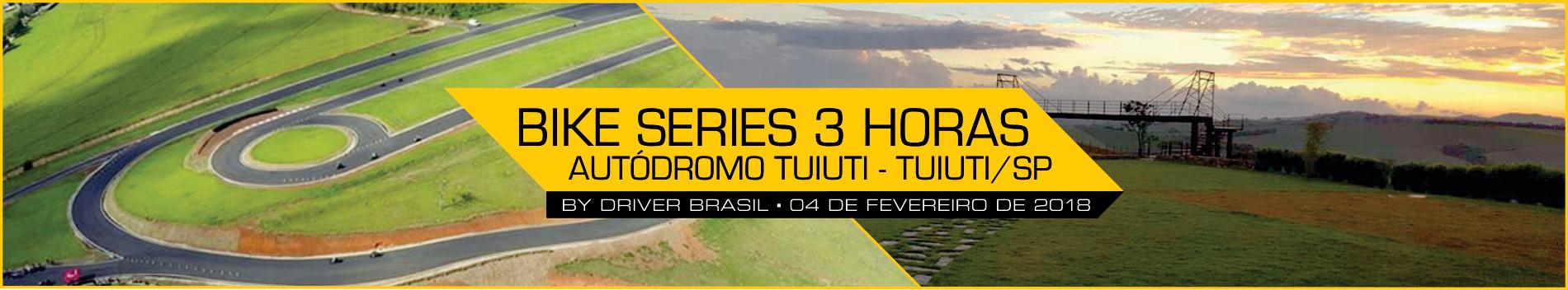 BIKE SERIES - 3 HORAS AUTÓDROMO TUIUTI - Imagem de topo