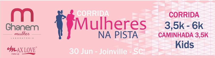 CORRIDA MULHERES NA PISTA