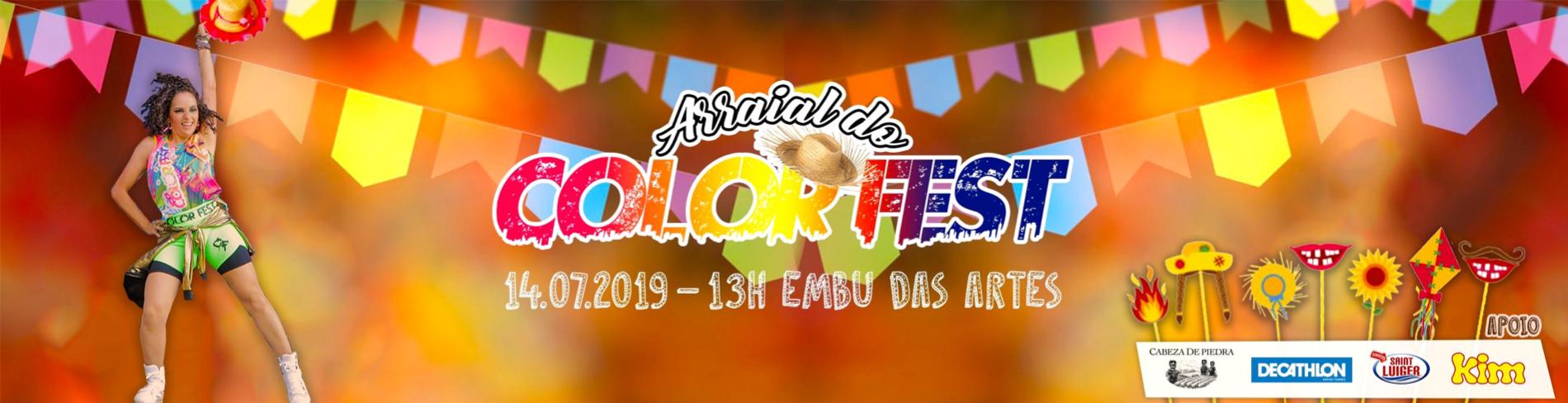 ARRAIAL DO COLOR FEST®