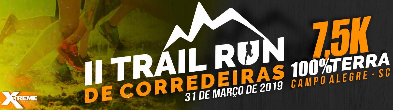 II TRAIL RUN DE CORREDEIRAS