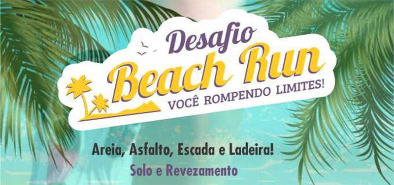 DESAFIO BEACH RUN - Imagem de topo