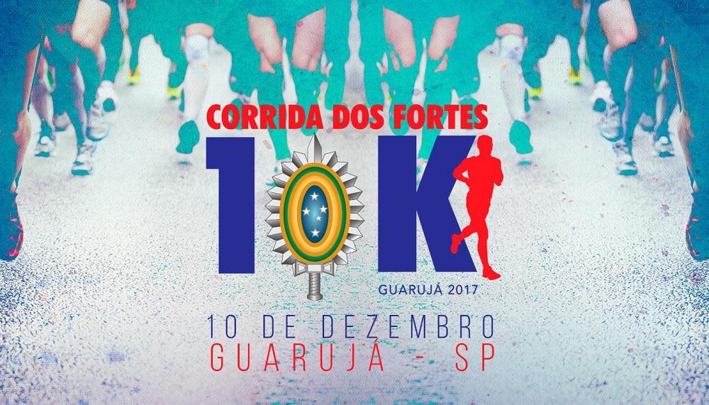 CORRIDA DOS FORTES - 10K - Imagem de topo