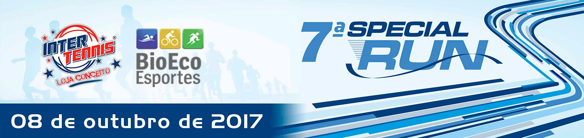 SPECIAL RUN - 7ª EDIÇÃO - 2017 - Imagem de topo