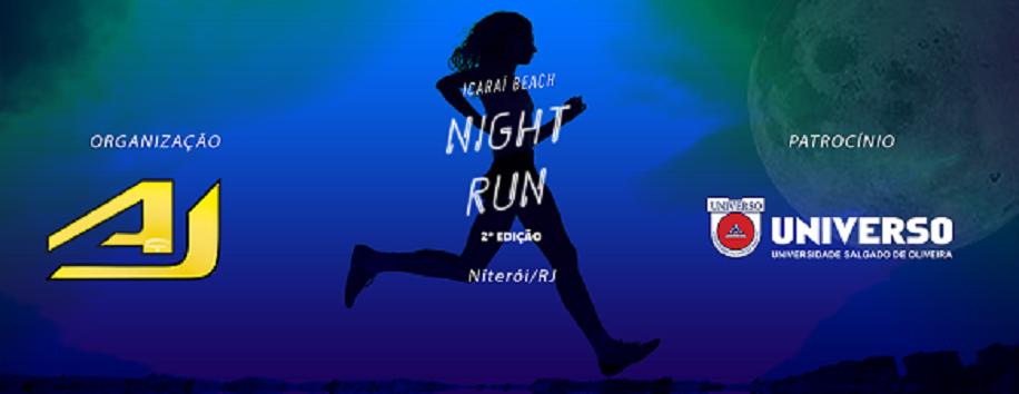 NIGHT RUN ICARAÍ BEACH - 2ª EDIÇÃO - Imagem de topo