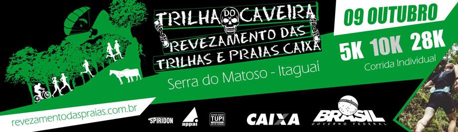 REVEZAMENTO DAS TRILHAS E PRAIAS CAIXA - ETAPA TRILHA DO CAVEIRA - Imagem de topo