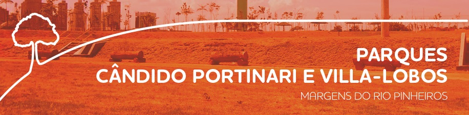 CORRIDA E PASSEIO - CIRCUITO RIOS E RUAS CAIXA 2017 - ETAPA 3 / PARQUES CÂNDIDO PORTINARI E VILLA-LOBOS / MARGENS DO RIO PINHEIROS - Imagem de topo