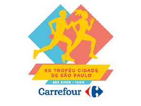 XX TROFÉU CIDADE DE SÃO PAULO 10 KM CARREFOUR - Imagem do evento
