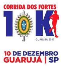 CORRIDA DOS FORTES - 10K - Imagem do evento