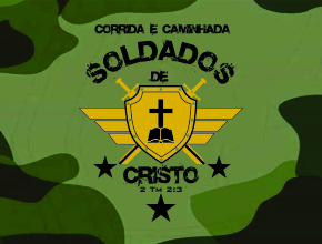 CORRIDA SOLDADOS DE CRISTO - Imagem do evento