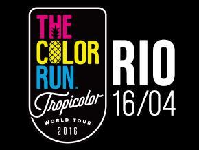 THE COLOR RUN RIO - Imagem do evento