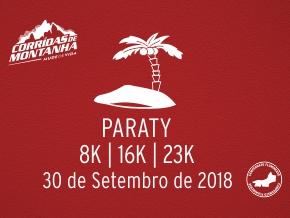 CORRIDAS DE MONTANHA - ETAPA  PARATY