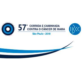 57ª CORRIDA E CAMINHADA CONTRA O CÂNCER DE MAMA - Imagem do evento