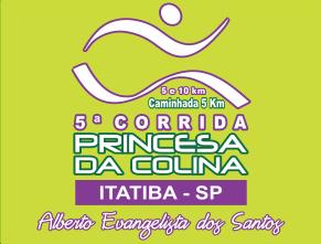 5ª Corrida Princesa da Colina - Imagem do evento