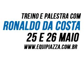 TREINO E PALESTRA - 20 ANOS DO RECORDE MUNDIAL -