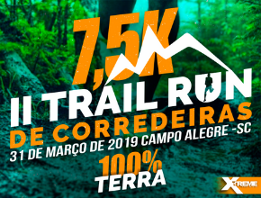 II TRAIL RUN DE CORREDEIRAS