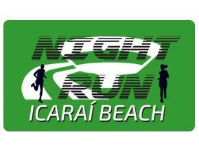 NIGHT RUN ICARAÍ BEACH - 3ª EDIÇÃO - NITERÓI/RJ - Imagem do evento