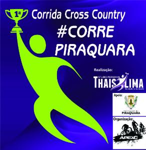 1ª CORRIDA CROSS COUNTRY CORRE PIRAQUARA - Imagem do evento